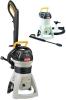 RYOBI RPW 100S - tlaková myčka s elektrickým motorem a funkcí sacího koše