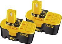 BPP 1817/2 baterie NiCd 2x18V RYOBI ONE+