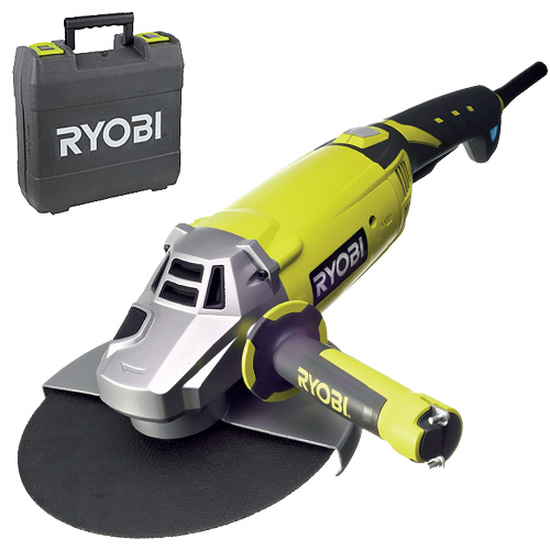 RYOBI EAG 2000 RS - 230 mm Úhlová bruska