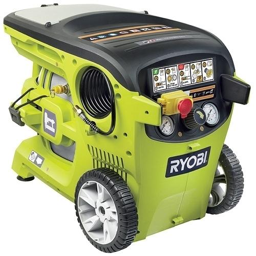 RYOBI EAS 10A 15 - Kompresor 9 bar