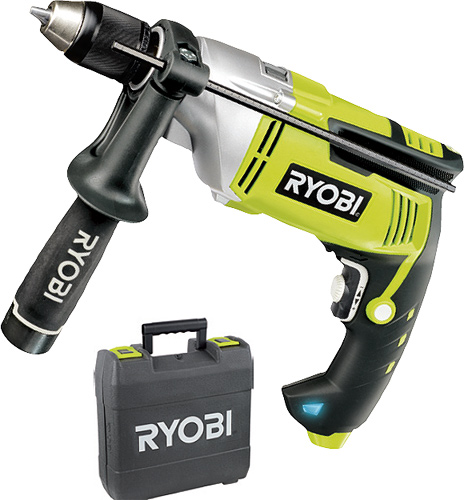 RYOBI EID 1050 RS - 750 W vrtačka s příklepem