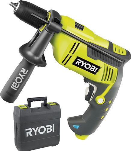 RYOBI EID 750 RS - 750 W vrtačka s příklepem