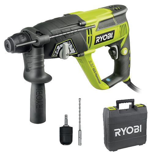 RYOBI ERH 850 RS - SDS-Plus příklepová vrtačka