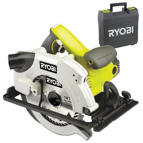 RYOBI EWS 1366 HG - 1 350 W Ruční okružní pila