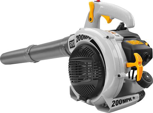 RYOBI RBV 26 - vysavač/foukač s benzinovým motorem